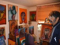 Emmendinger K�nstler wird die Ausstellung seiner Bilder verwehrt