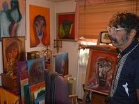 K�nstler wird die Ausstellung seiner Bilder verwehrt