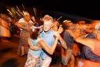 Fotos: BZ-Leser tanzen auf der Blauen Br�cke Tango