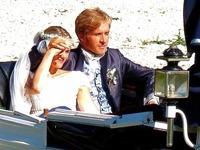 Samuel Koch und Sarah Elena Timpe haben geheiratet