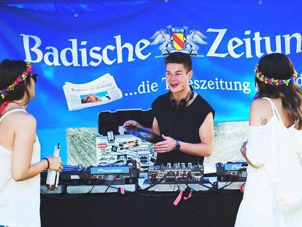 Bestes Sommerwetter, gute Laune und Musik waren beim Freiburger Sommer angesagt.