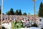 Fotos: Berggottesdienst auf dem Kandel