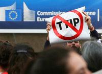 Nicht alle haben TTIP schon abgeschrieben
