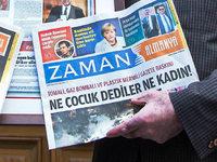 T�rkische Zeitung Zaman in Frankreich eingestellt