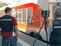 Zweites Opfer der Schweizer Zug-Attacke gestorben