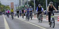 Grenzen überwinden per Fahrrad
