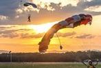 Fotos: Die Deutsche Meisterschaft im Fallschirmspringen in Eschbach