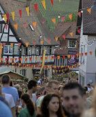 Kulinarisches und Brauchtumsschau in Pfaffenweiler