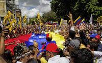 Rezession, Inflation, Proteste: Venezuela ger�t au�er Kontrolle