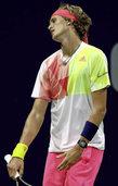 Alexander Zverev enttäuscht bei den US Open