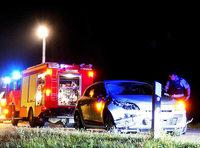 Unfallfahrer wird im Dunkeln angefahren und verstirbt später