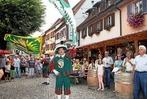 Fotos: Impressionen von den Burkheimer Weintagen