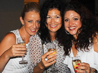 Gottenheim: Fr�hliche Stimmung beim Hahlerai-Fest