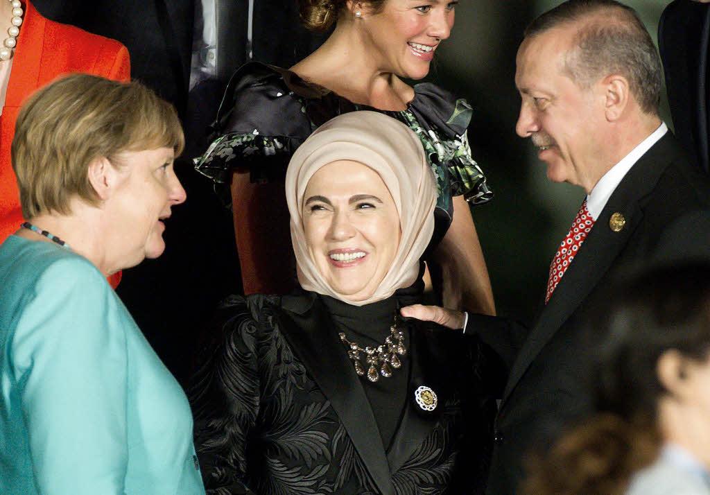 Turkische frau treffen