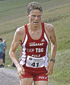 Hoffmann bei Berglauf-WM