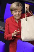 Merkel warnt vor Wettlauf mit AfD