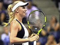 Angélique Kerber trifft im Halbfinale auf Caroline Wozniacki