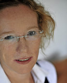 ZUR PERSON: Sylvia K�r� Wellensiek