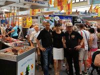 Gewerbeaufsicht nimmt deutsche Aussteller in die Mangel