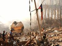 Welt in Tr�mmern: Am 11. September griffen Terroristen die USA an