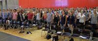140 Lehrer f�r die Ortenau vereidigt