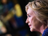 Schw�cheanfall, Lungenentz�ndung: Clinton legt Wahlkampfpause ein