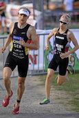 Tim Hellwig gewinnt den Kaiserstuhl-Triathlon