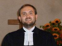 Pfarrer Christoph Heuberger jetzt offiziell im Amt