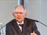 Wolfgang Sch�uble will 2017 wieder in den Bundestag