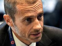 Ceferin ist neuer Uefa-Pr�sident