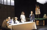 """Uraufführung: """"Der Turm zu Basel"""" im Schauspielhaus"""