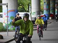 Fotos: Slow-up Basel-Dreiland