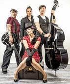 Bonnie & the groove Cats in Emmendingen