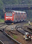 Riegel l�sst Unterlagen zum Bahnausbau pr�fen