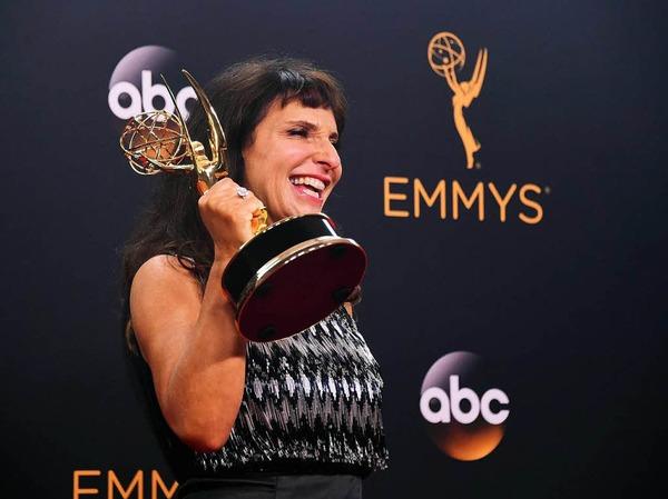 Regisseurin Susanne Bier wurde in der Kategorie beste Miniserie ausgezeichnet.
