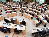 Landtag: AfD zögert Zusammenschluss weiter hinaus