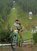 Gunn-Rita Dahle-Flesjaa ist eine Ausnahme-Mountainbikerin