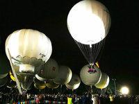 Legend�rer Ballon-Wettstreit: Wer kommt am weitesten?
