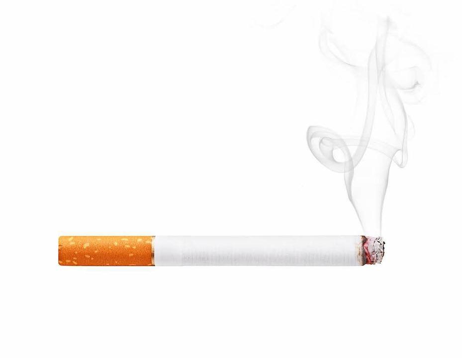 Zigarettenkippe ins Gesicht geschnippt...beschimpft und beleidigt (Symbolbild).  | Foto: chones - Fotolia