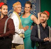 "Paul Abrahams Operette ""Ball im Savoy"" im Freiburger E-Werk"
