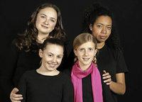 M�dchenkantorei Basel und Rasch�r Saxophone Quartet mit Werken zur Reformation