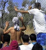 Lage der Fl�chtlinge in Griechenland spitzt sich zu