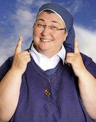 Schwester Teresa in Müllheim