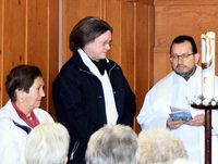 Padre Rober findet Schwarzw�lder Kirschtorte lecker