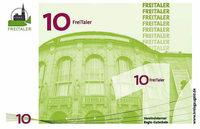 Ein Freitaler f�r einen Euro