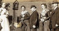 Kostumf�hrung mit 'Ausstellungskuratorin zeigt Alltag vor 100 Jahren auf