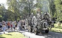 Museum Tinguely in Basel feiert mit Attraktionen rund um Tinguely und Michael Landy