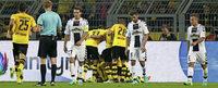 1:3 in Dortmund - Mutiger SC-Auftritt wird nicht belohnt