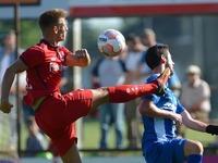 Fotos: Bahlinger SC und der SV Oberachern trennen sich 2:2