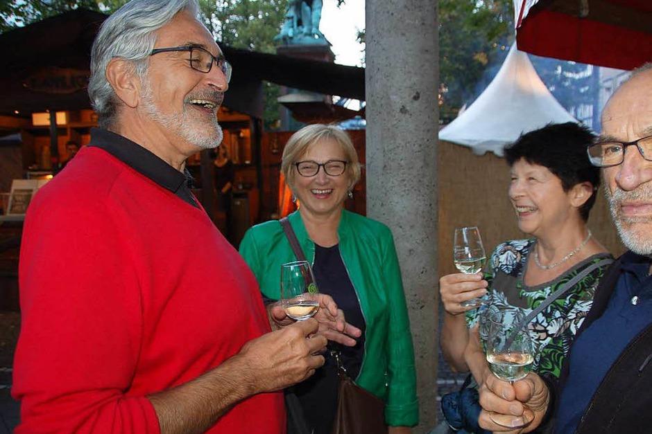 Ein fröhliches, buntes 59. Ortenauer Weinfest (Foto: hrö)